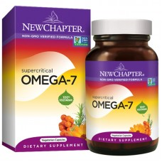 New Chapter Supercritical Omega 7, 60 capsules (Expiry Mar 2021)