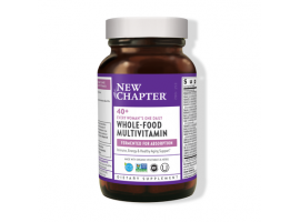 New Chapter Every Woman One Daily 40+ Multivitamin, 48 vege tab