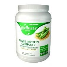 Plant Protein Complete & Amino Acid Complex (Vanilla Flavor)