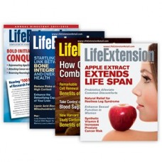 Life Extension Bi-Monthly Retail Magazine Subscription (6 Issues/year)