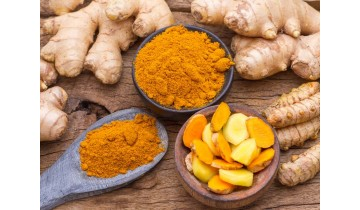 Ginger and Turmeric Roots - A Formidable Anti-inflammatory Pair