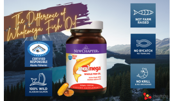 Fish Oil that is Good for You and the Ocean