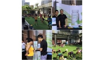 """""""Get Fit To The Core"""" Fitness Fiesta"""