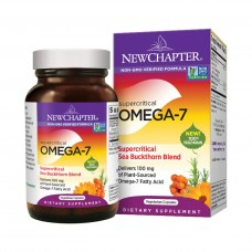New Chapter Supercritical Omega 7, 60 capsules